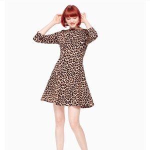 Kate Spade Leopard Print Dress 2
